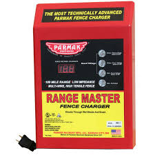 Range Master Fence Charger Pbs Animal Health