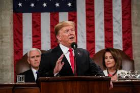Trump State of the Union: Economy, immigration top themes for speech