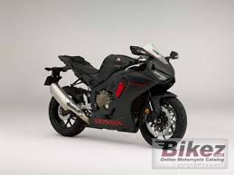 2018 honda cbr1000rr specifications and