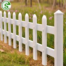 Factory Light Weight Small Plastic Picket Fencing Panels For Garden China Pvc Fence White Plastic Fence Made In China Com