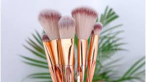 how i clean my makeup brushes south