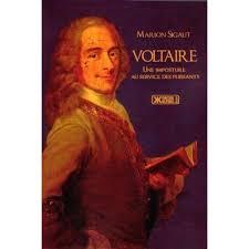 Marion Sigaut : Voltaire | Livres en famille