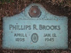 Phillips Ray Brooks (1895-1945) - Find A Grave Memorial