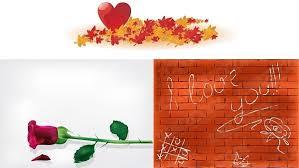 beautiful rose love you free stock