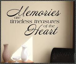 farmhouse wall decal memories are treasures vinyl wall lettering