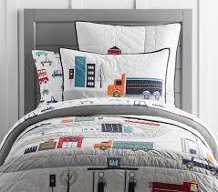 things that go kids comforter set