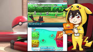 Pokemon Sun and Moon 3DS Download with Proof of PC Emulator Gameplay -  video dailymotion