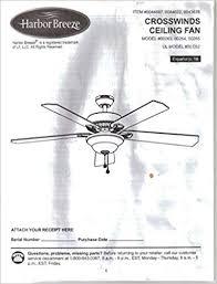 cf 4583 harbor breeze manual