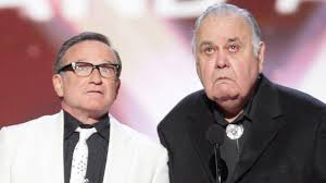 Robin Williams at The TV Land Awards with Jonathan Winters - YouTube