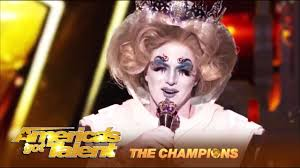 Prince Poppycock: America Fell In LOVE With This Charachter in 2010 |  America's Got Talent Champions - YouTube