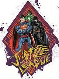 Amazon Com 7 Inch Batman Superman Green Lantern Decal Dc Comics Justice League Repositionable Removable Peel Self Stick Wall Sticker Art Home Decor Decoration For Walls Laptop Tumbler 6 By 7 Inch Arts