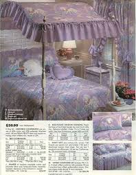 young at heart vintage unicorn bedding