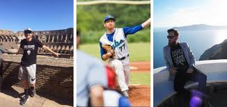 Guest post: IBC import Dustin Hamilton on his experience playing in Austria  | Baseball Jobs Overseas