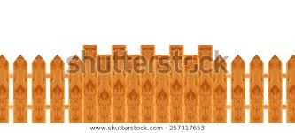 Fence Freestanding Structure Designed Restrict Prevent Stock Photo Edit Now 257417653