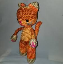 Ravelry: Kink the Kitty pattern by Dragonfly Creations by Ruthie Smith
