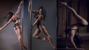 clothing off the pole pole dancing