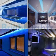 12v 5 metre 3528 blue led strip light