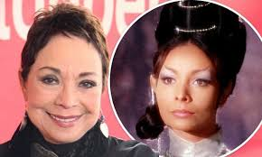 Star Trek actress Arlene Martel, who played Spock's bride-to-be ...