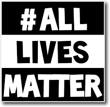 Amazon Com All Lives Matter Alm Square Sticker Decal 1 Arts Crafts Sewing