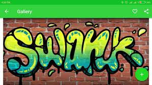 drawing graffiti names designs for