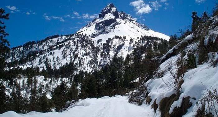 Resultado de imagen para parque nacional nevado de colima