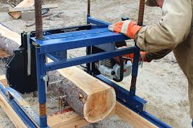 milling our own lumber downeast