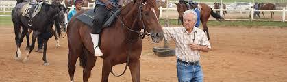 Ivan Moore | Race Horse Trainer