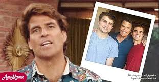 Ted McGinley's Wife Gigi Rice Shared Pics of the 'Married with ...