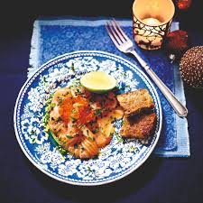 Salmon Carpaccio With Herbs And Lime ...
