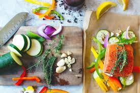 Baked Fish en Papillote with Summer ...