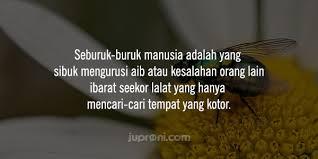 quotes kata kata bijak jangan mencari kesalahan orang lain