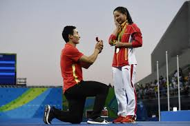 2016 rio olympics chinese divers get