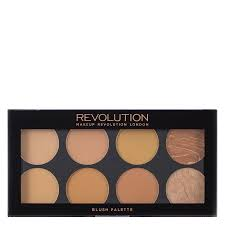 makeup revolution blush contour palette