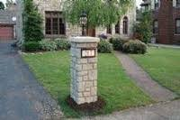 Now Homeowners Can Add The Curb Appeal Of Stone Masonry At Half The Price With Faux Stone Columns And Panels