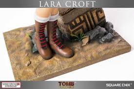 Gaming Heads Lc20a1 Ws Tomb Raider 20th Anniversary Series Stat Statues Tomb Raider The Largest Choice With 1001hobbies Co