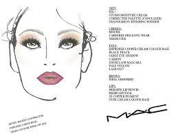 how to do makeup using mac s