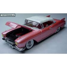 Hot Wheels 57 1957 1958 Pink White Cadillac Eldorado Mary Kay Caddy Convertible On Ebid United States 167628796