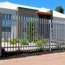 China Slat Steel Vertical Fence Gate Slat Bar Vertical Fence Door Aluminum Driveway Gate Door China Gate Security Door