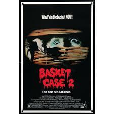 Basket Case Us Movie Poster Franck Henenlotter Judy Grafe Basket ...