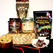 all around hawaii macadamia nut gift set