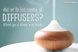 best essential oil diffusers for