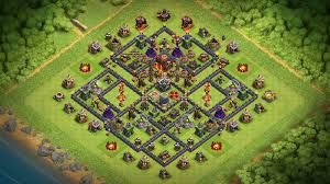 NEW Town Hall 10 TH10 Base with REPLAYS ...