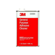 3m general purpose adhesive cleaner