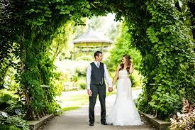 green bay botanical garden wedding