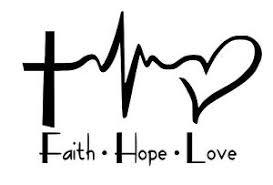 Faith Hope Love Christ Nurse Car Truck Laptop Window Laptop Vinyl Decal Sticker Ebay