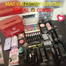 mac bridal bo at rs 3200 set