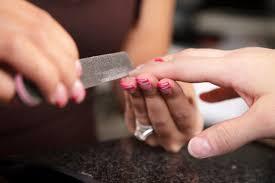 health risks lurking at the nail salon