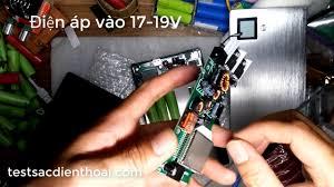 Box sạc laptop vỏ nhôm dung lượng 40000mAh ra điện áp tới 24V 4A ...
