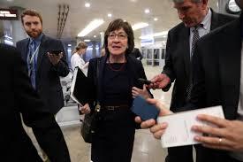 Outside money flows into race for Susan Collins' Senate seat | PBS NewsHour