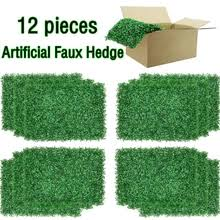 Artificial Grass Fence Buy Artificial Grass Fence With Free Shipping On Aliexpress